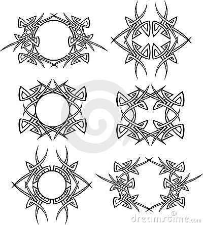 Tribal Vector Icons