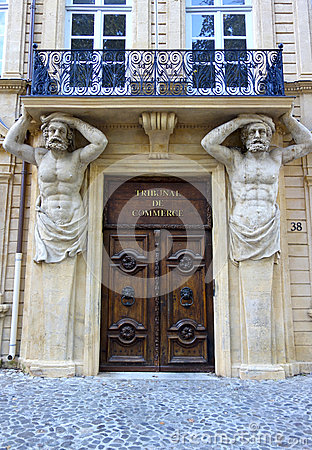 Tribunal de commerce on cours mirabeau in aix en provence - Tribunal de commerce salon de provence ...