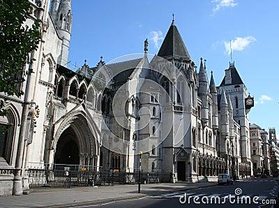 Tribunales de Justicia reales