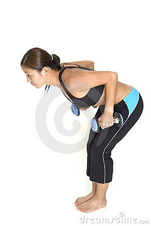 Free Triceps Kickbacks 1 Stock Photography - 118982