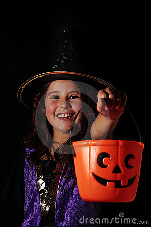 Free Trick Or Treat Stock Photography - 16306372