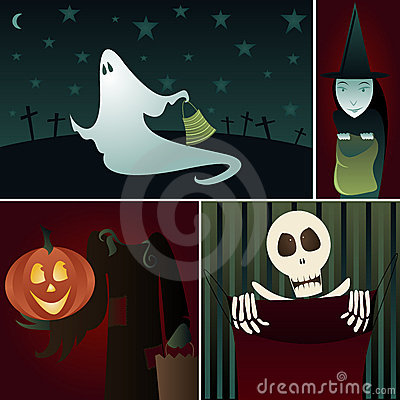 Free Trick Or Treat Royalty Free Stock Photos - 818328
