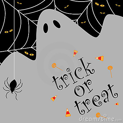 Free Trick Or Treat Background Stock Photos - 16045933