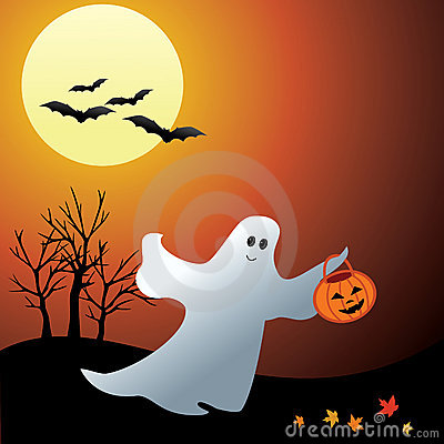 Free Trick Or Treat Two Stock Photo - 11179270
