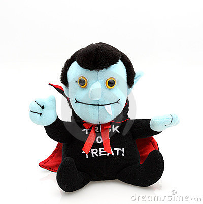 Trick or Treat Dracula Figure