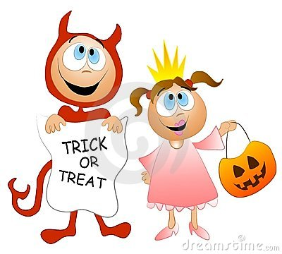 Trick or Treat Kids Costumes