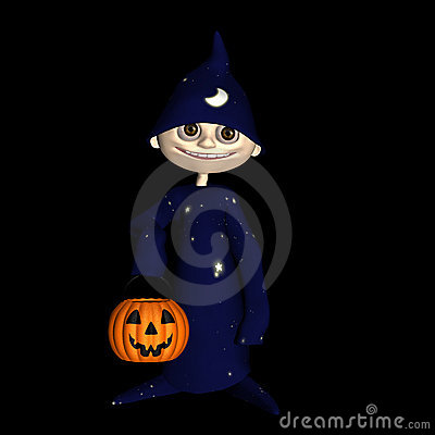 Trick or Treat - Wizard
