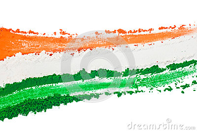 Tricolor indio