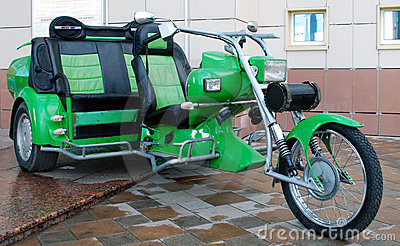 Tricycle Chopper