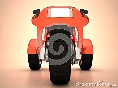 Tricycle prototype