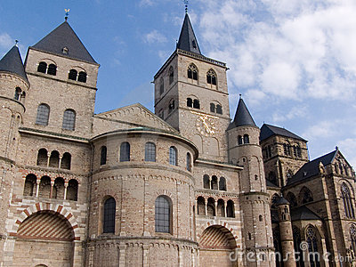 Trier, cathedral
