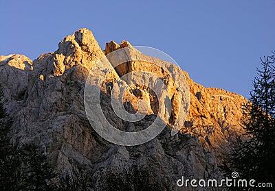 Triglav mountains