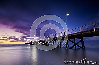 Trillende Pier