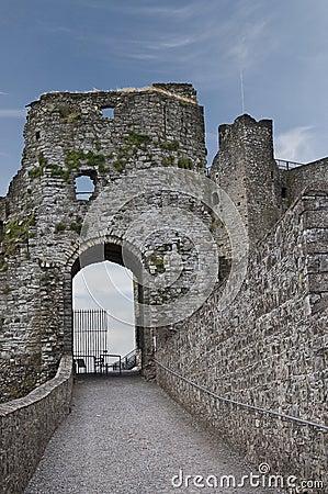 Trim Castle Gatehouse