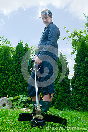 Free Trimmer Royalty Free Stock Photo - 25597755