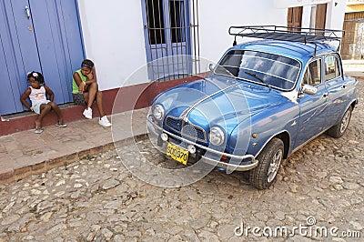 Trinidad Editorial Stock Photo