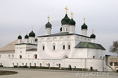 Trinity Cathedral of Astrakhan s Kremlin, Russia