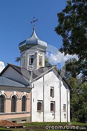 Free Trinity Church, Veliky Novgorod Stock Images - 43762684