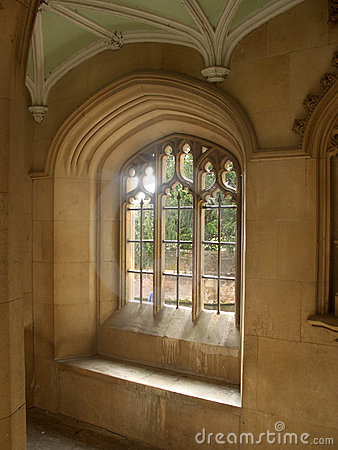 Trinity College, interior, Cambridge University