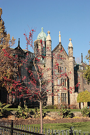 Trinity College, University of Toronto, Canada