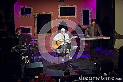 Trio de Emeric Imre Fotografia Editorial