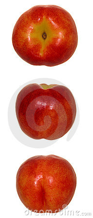 Trio de nectarine