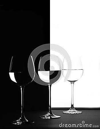 Free Trio In Black And White Stock Photo - 196420
