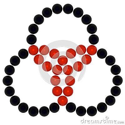 Triplex symbol