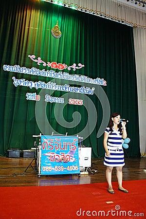 Trirat Suksa Reunion party Editorial Photography