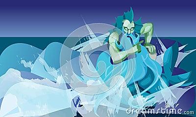 Triton, god