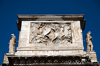 Triumphal Arch of Constantine