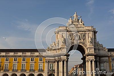 Triunf Arch