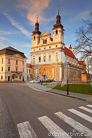 Free Trnava, Slovakia. Stock Photo - 69310150