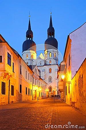 Free Trnava, Slovakia. Stock Images - 69310374