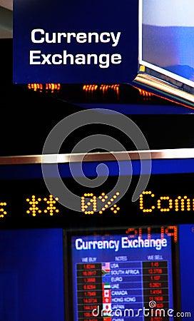 Troca de moeda