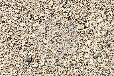 Trockener Sand