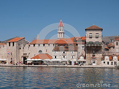 Trogir, Croatia Editorial Photo