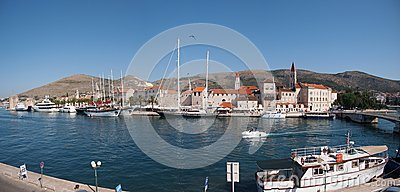 Trogir, Croatia Editorial Stock Photo