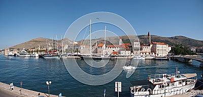 Trogir, Croatia Editorial Stock Photo