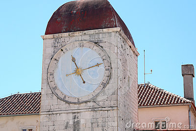 Trogir, Croatia Stock Photo