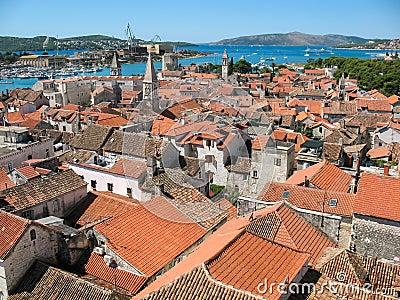 Trogir (Trau), Croatia