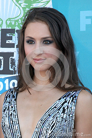 Troian Avery Bellisario Editorial Image