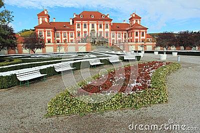 Troja chateau - Prague
