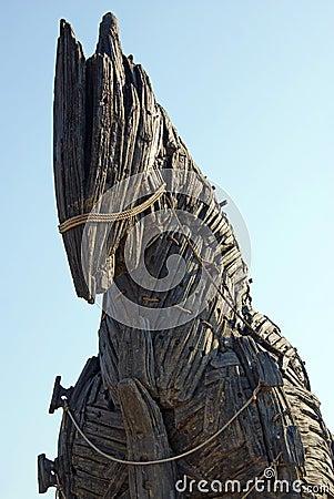 Trojan horse detailed