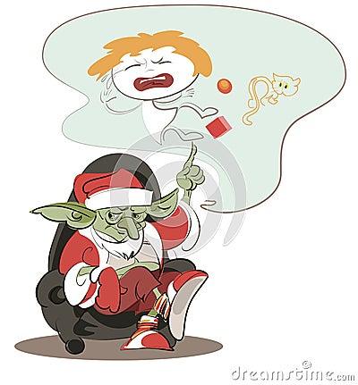 Troll - Santa s Helper