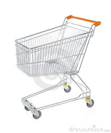 Free Trolley Royalty Free Stock Photography - 2917967