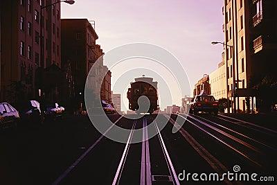 Trolley car Editorial Photo