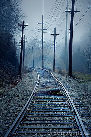 Free Trolley Track Royalty Free Stock Photography - 2200037