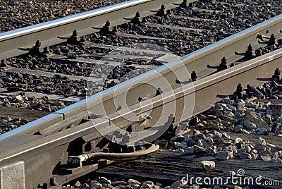 Trolley track