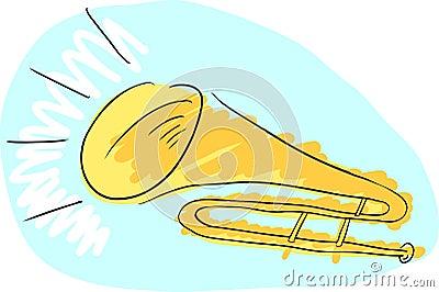 Trombone Doodle